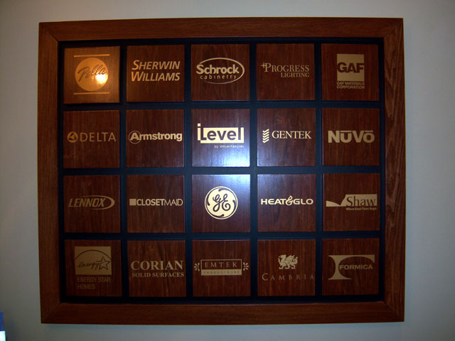 Michaels Group Plaques